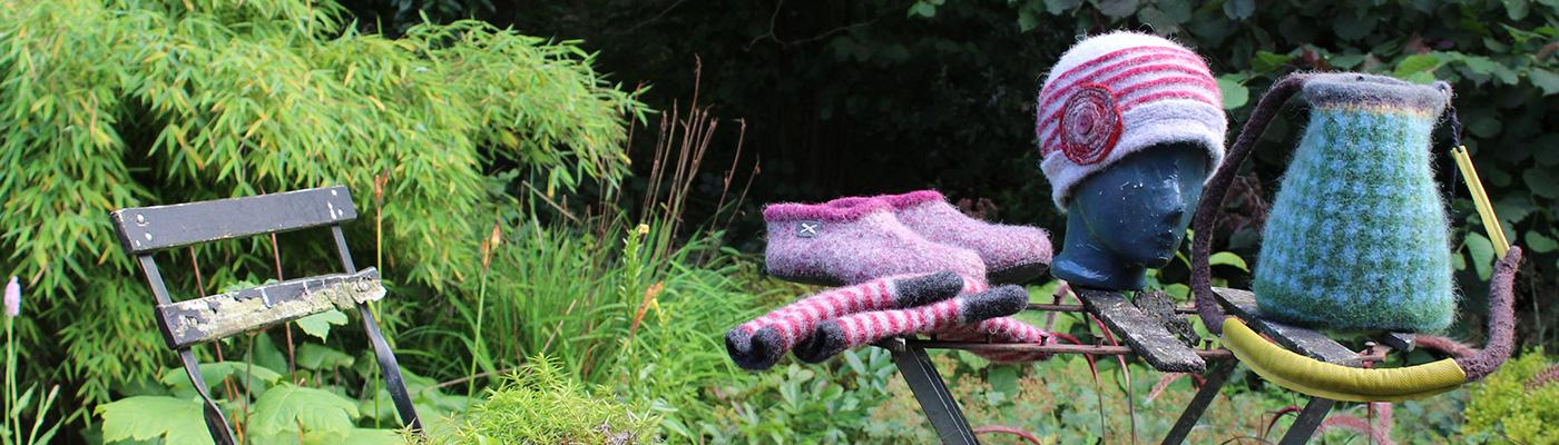 Individuelle Handschue